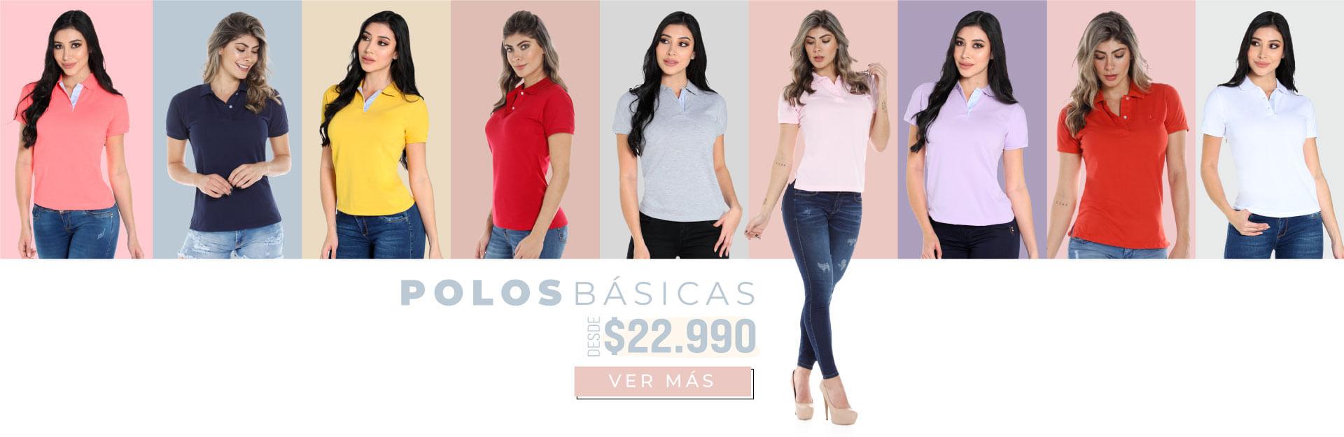 Camisetas, en algodón o lacradas, con estampados en tendencia