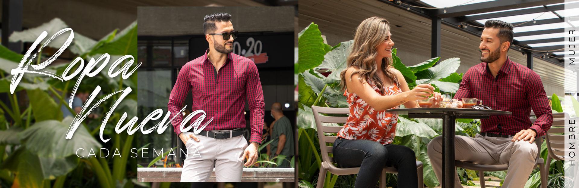 dmoda, las mejores prendas de vestir, despachos a toda colombia