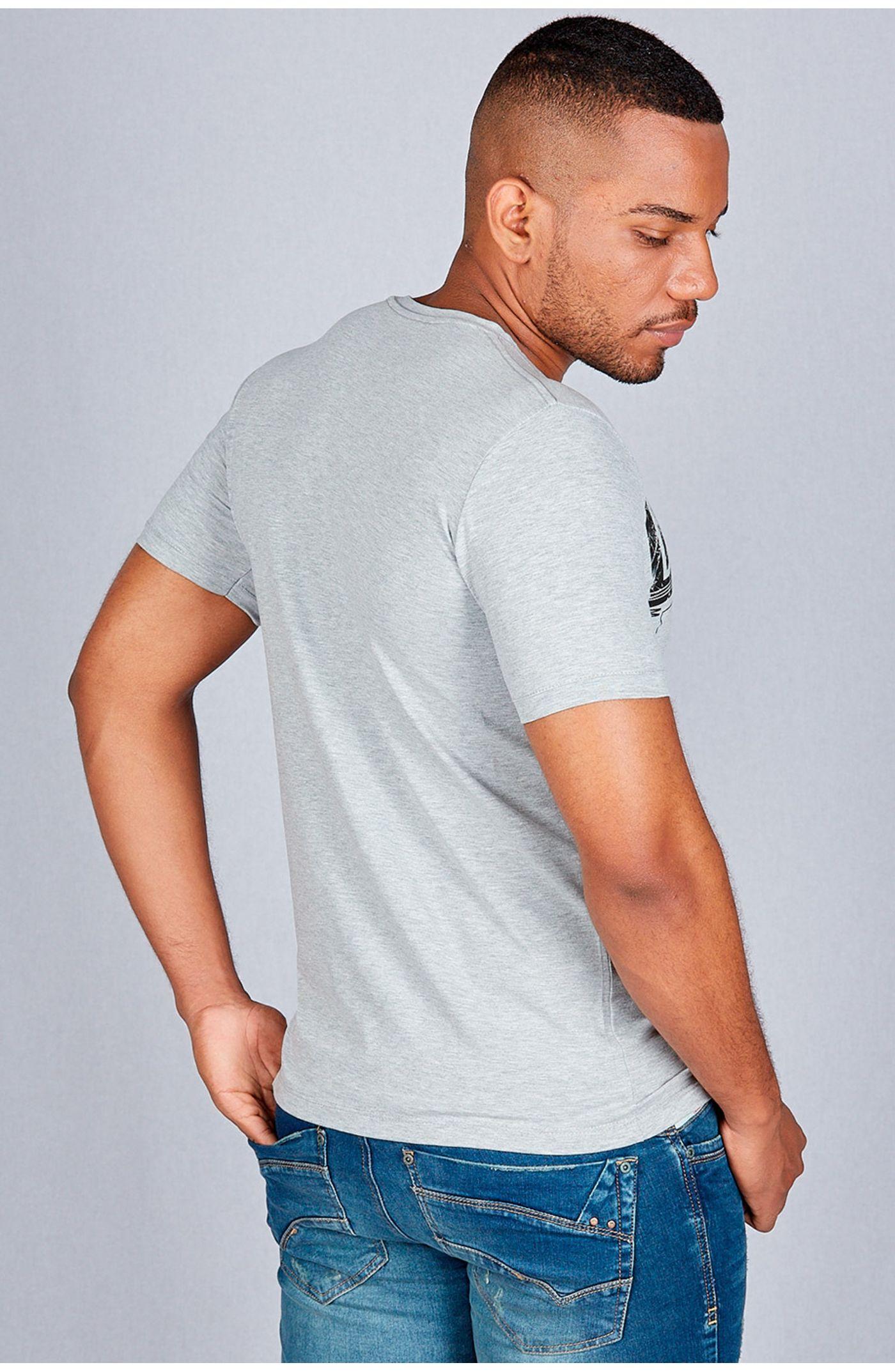 Redondo Nexxos ReferenciaCtsh238 Camiseta Ropa 037505 Cuello UVSqGzMp